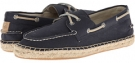 Sperry Top-Sider Espadrille 2-Eye Canvas Size 7