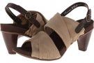 Aetrex Essence Jamie Double Band Stretch Heel Sandal Size 8