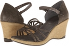 Riviera Wedge Strappy - Suede Women's 7