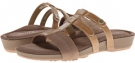 Mulberry Aetrex Berries Gladiator Slide for Women (Size 8.5)