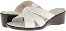 White David Tate Luca for Women (Size 5)