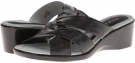 Black David Tate Luca for Women (Size 5)