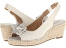 Off White Clarks England Petrina Corra for Women (Size 5.5)