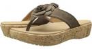 Crocs A-Leigh Flip Flop Flower Size 9