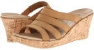 A-Leigh Cork Wrap Wedge Women's 4
