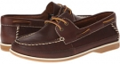 Brown Clarks England Jetto Boat for Women (Size 5.5)