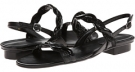 Black Nappa/Black Smack Patent/Black E-Prt Vaneli Belle for Women (Size 4.5)