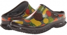 Brown Veggie Multi Bogs Urban Farmer Clog for Women (Size 7)