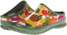 Green Veggie Multi Bogs Urban Farmer Clog for Women (Size 7)