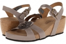 Taupe VIONIC with Orthaheel Technology Gibraltar for Women (Size 7)