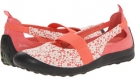 Coral/Ivory Jambu Delilah for Women (Size 7.5)