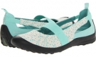 Tiffany Blue/Ivory Jambu Delilah for Women (Size 7.5)