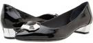 Black Patent Isaac Mizrahi New York Dora for Women (Size 7)