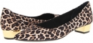 Animal Fabric Isaac Mizrahi New York Dania 2 for Women (Size 7)
