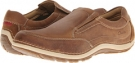 Cognac Clarks England Shiply Step for Men (Size 8)