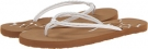White Roxy Lanai for Women (Size 7)