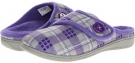 Grey Plaid VIONIC with Orthaheel Technology Shawn Slipper for Women (Size 7)