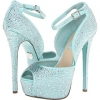 Blue by Betsey Johnson Kiss Size 8