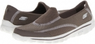 Taupe SKECHERS Performance GoWalk 2 - Rush for Women (Size 7.5)