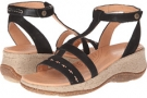 Vista Wedge T-Strap Women's 7