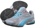 Tradewinds/Blue Atoll/PUMA Silver PUMA Voltaic 5 for Women (Size 7)