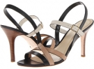 Black Multi Calf Cole Haan Melrose Sandal for Women (Size 9)