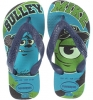Havaianas Kids Monsters Inc. Disney Flip Flop Size 8