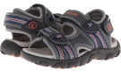 Navy/Orange Geox Kids Jr Sandal Strada for Kids (Size 9)