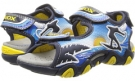 Geox Kids Jr Sandal Strike Surfer Size 10.5