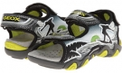 Geox Kids Jr Sandal Strike Surfer Size 8
