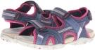 Geox Kids Jr Sandal Roxanne Peep Size 11