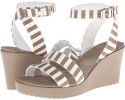 Leigh Graphic Wedge Women's 4
