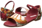 Dolce & Gabbana Brocade Scarf Print Sandal Size 4
