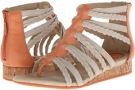 Peach Wolverine Joise Braided Sandal for Women (Size 7)