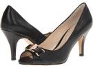 Black/Black Odyssey/Velvet Sheep Nappa Isola Despina for Women (Size 7)