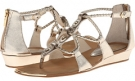 Platinum Cow Metallic Isola Audora for Women (Size 7)