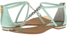 Minty Fresh Patent Isola Aida for Women (Size 10)