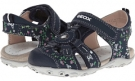 Geox Kids Roxanne Closed Sandal Size 8.5