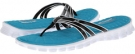 SKECHERS Sport Cooling Gel 3 Strap Thong Sandal Size 6