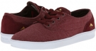 Maroon Emerica The Romero Laced for Men (Size 11)