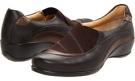 Dark Brown Leather Aravon Tess for Women (Size 7)