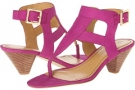 Pink Nubuck Nine West Crashcourse for Women (Size 7)