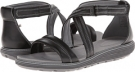 Rockport TruWALKzero Low Sandal Padded Ankle Size 6