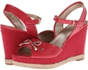 Red C1rcaJoan & David Orsola (Margarita for Women (Size 7.5)