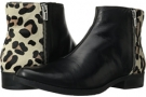 Thia Calf/Leopard Pony Women's 6