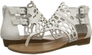 White CARLOS by Carlos Santana Sydney for Women (Size 6)