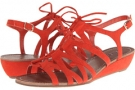 Orange CARLOS by Carlos Santana Kiara for Women (Size 6.5)