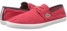 Lacoste Marice Lace Usn Size 10.5