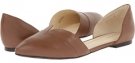 Pecan Leather Tahari Jackie for Women (Size 7.5)