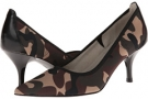Olive/Black Camo Tahari Dottie for Women (Size 5)